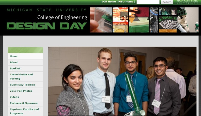 Spartan Engineers Build It Better At 20th Annual Design Day