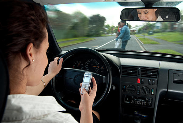 UM Study: Parents Guilty As Anyone Of Distracted Driving
