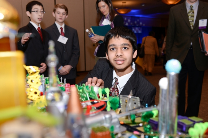 Future City Kicks Off 2015-16 Competition: 'Waste Not, Want Not'