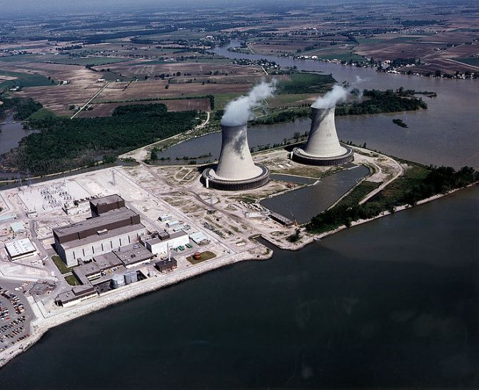 DTE Energy Gets Federal OK For New Nuclear Plant