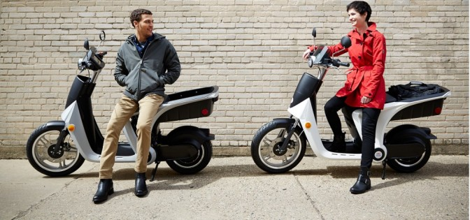 India's Mahindra To Build Electric Scooters In Ann Arbor