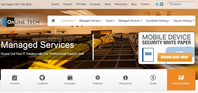 Online Tech Sets Cloud Security Workshop