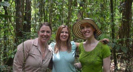Will Climate Change Hurt Rainforests? MTU Seeks Answers