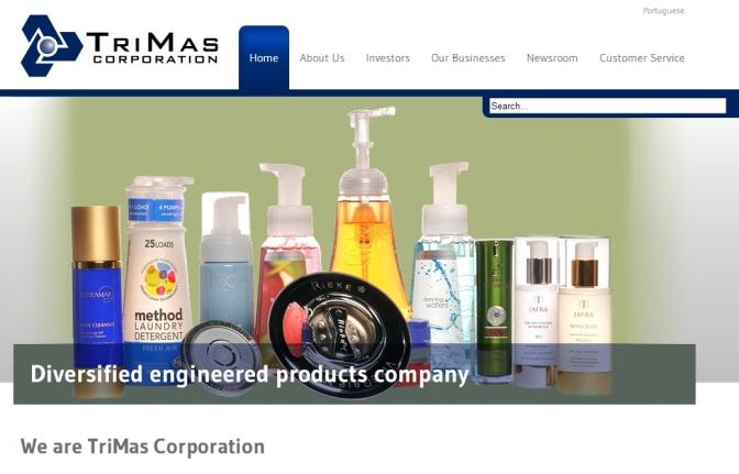 TriMas Profit Falls, But Sales Hit Record