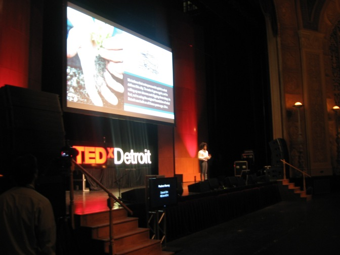TEDxDetroit Offers Tech, Inspiration