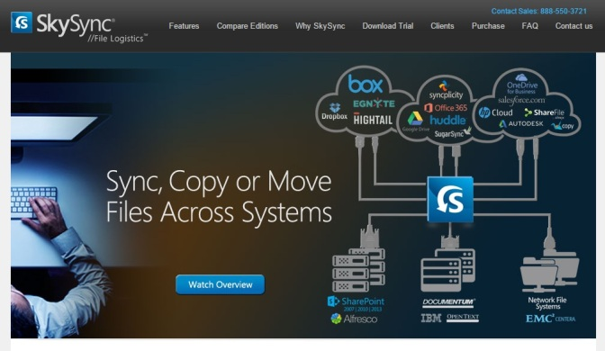 New SkySync Software From Ann Arbor Firm