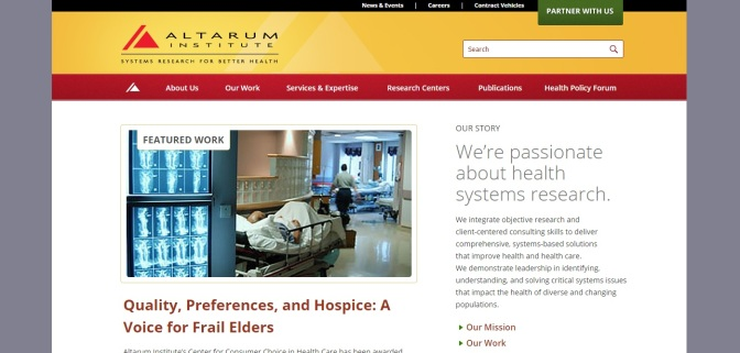 Altarum Program Hits Goal Of Helping Doctors Use Electronic Records