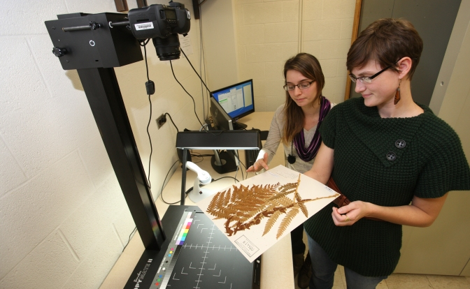 CMU Researchers Digitize Great Lakes Invasive Species