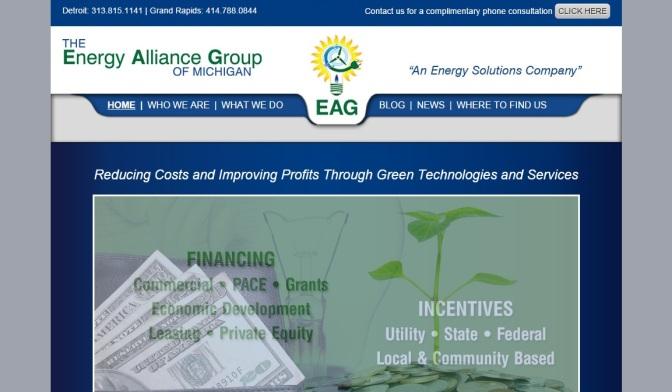 Energy Alliance Group Sets PACE Webinar