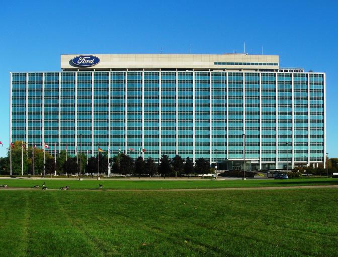 Ford Tops Auto Industry for U.S. Patents Granted in 2016