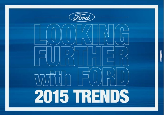 New Ford Trend Report Touts Influence Of 'Generation Z'