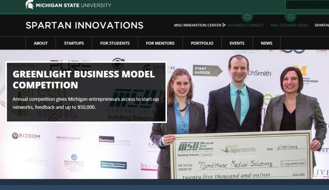 GreenLight Business Model Competition Coming Tuesday