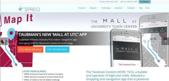 Taubman Launching New Mall Shopping App