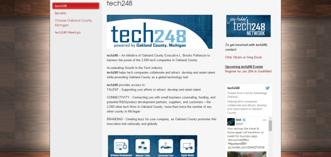 Oakland County Partners With MITechNews.Com To Reach Bigger Tech Audience