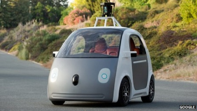 Google, Roush Working On Self-Driving Cars