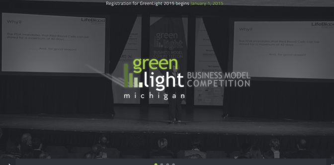 GreenLight Business Model Competition Open