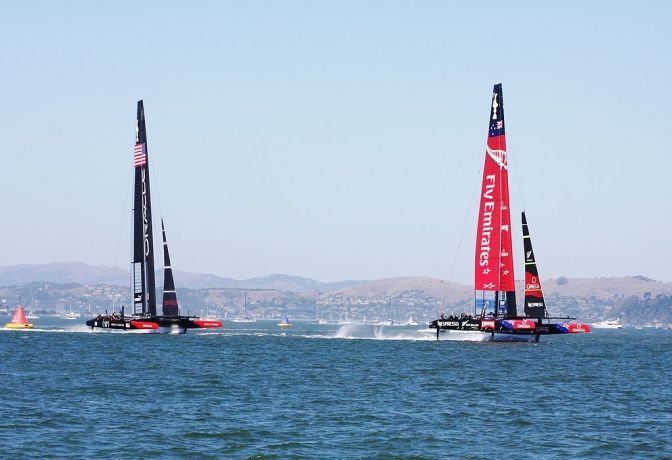 Troy Firm Helping Swedish Yacht Team In America's Cup