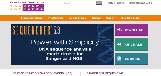 New DNA Analysis Software From Ann Arbor Firm