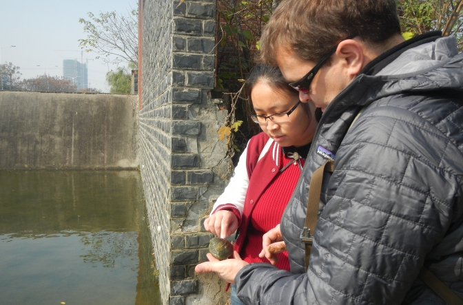 CMU Part Of Chinese Collaboration On Freshwater Science