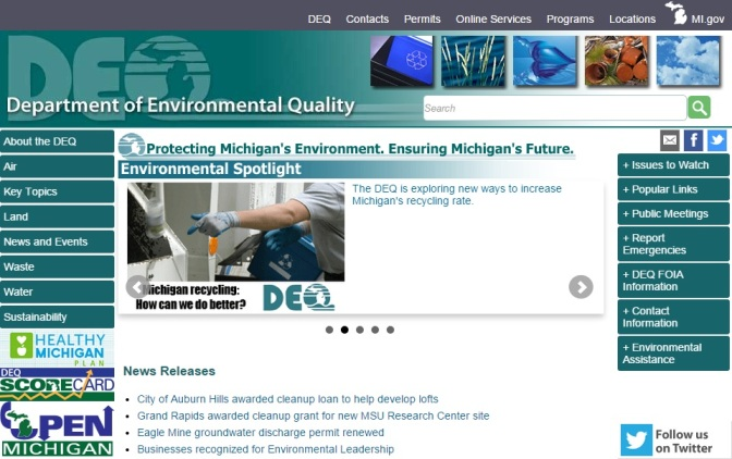 DEQ Awards Water Quality Monitoring Grants