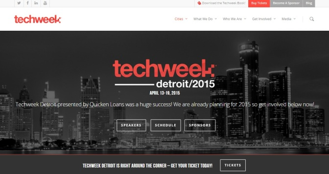 Verizon, Techweek Sponsoring Big Tech Conference In Detroit