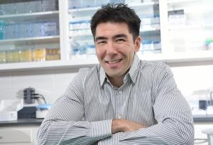 Peter Lillehoj, assistant professor of mechanical engineering at Michigan State University. MSU photo.