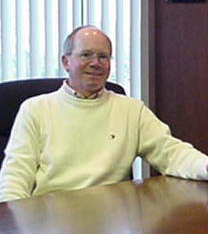 Gary Coffman. Michigan State University photo.
