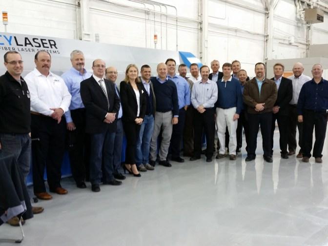 Italian Laser Maker Opens Sterling Heights Tech Center