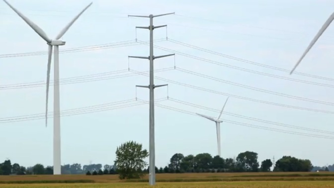 ITC's Thumb Loop Power Line Project Completed