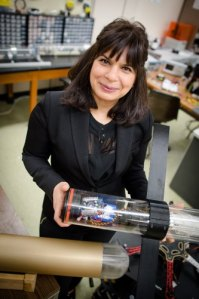 Nina Mahmoudian. Michigan Technological University photo.