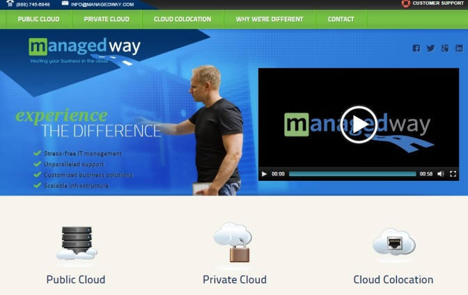 ManagedWay Data Centers Now SOC 2 Compliant