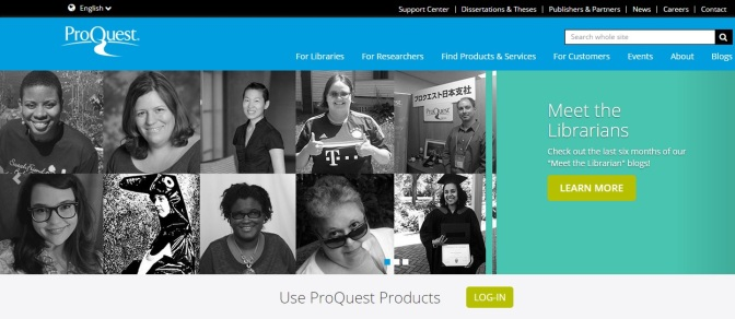 ProQuest Offers Access To Researchers Hit With Travel Ban