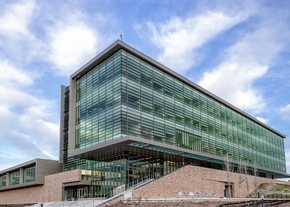 Esd sets tours of three award winning high tech buildings - Oakland community college interior design ...