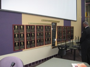 The Granger Center is also home to the Michigan Construction Hall of Fame.