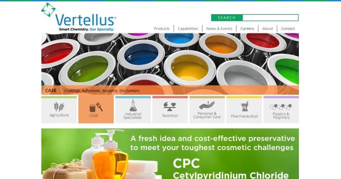 Vertellus Doubles Production At Zeeland Alkane Plant