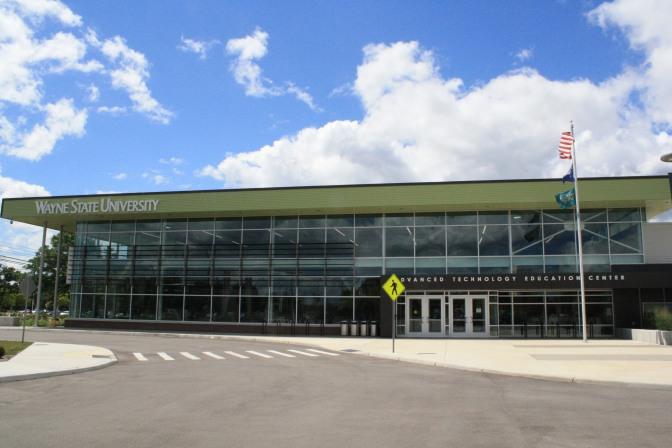 High Tech Classroom Building Gets ESD Tour