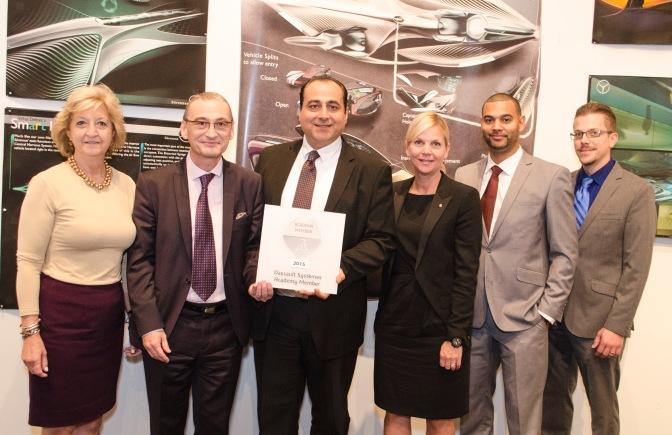 Dassault Systèmes Honors LTU Transportation, Industrial Design Programs