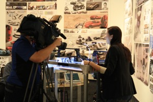 Gigabot co-founder Samantha Snabes is interviewed by WJBK Channel 2 News Detroit.