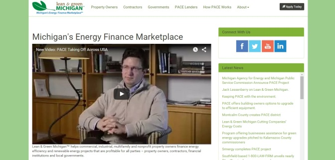 Manufacturer A Pioneer In PACE Energy Financing