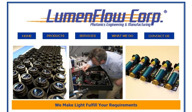 LumenFlow Technology Powers Award-Winning Lighting Product