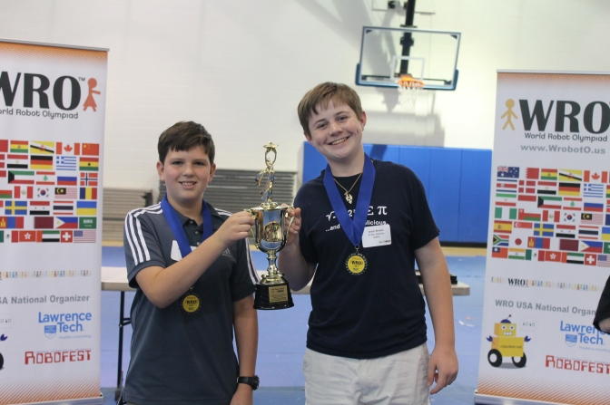 LTU Hosts Robot Olympiad National Championships Saturday