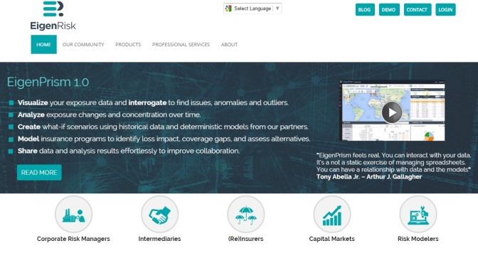 EigenRisk Names Data Partners for Catastrophe Modeling and Analytics Platform