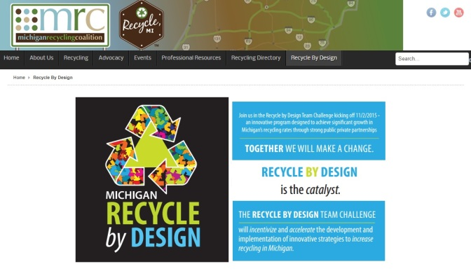 DEQ Sets Kickoff for 2016 Recycle by Design Challenge