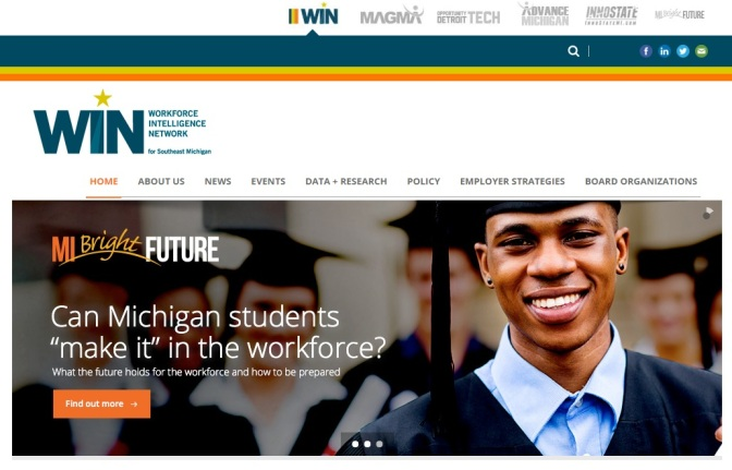 WIN Report Shows Strong Job Gains In SE Michigan