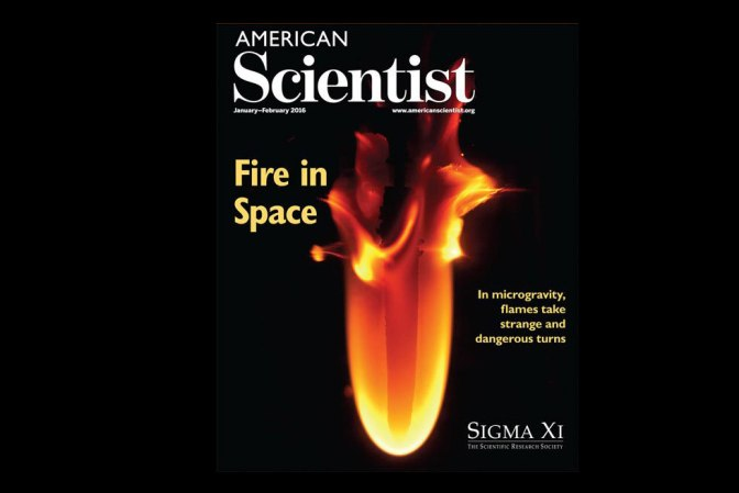 MSU Leads New Research On Fire In Space