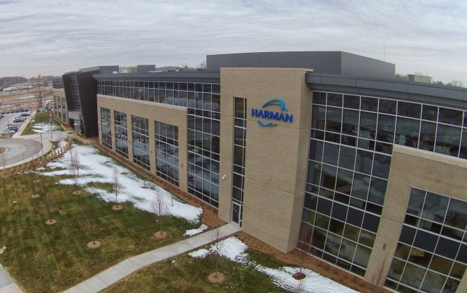 Harman Unveils New Automotive HQ