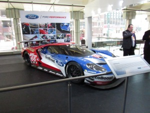 Ford's GT supercar.