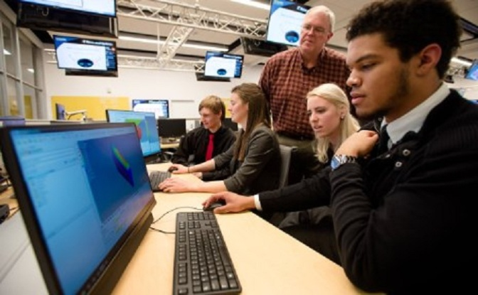 Michigan Tech Adds Modeling, Simulation Software To Engineering Curriculum