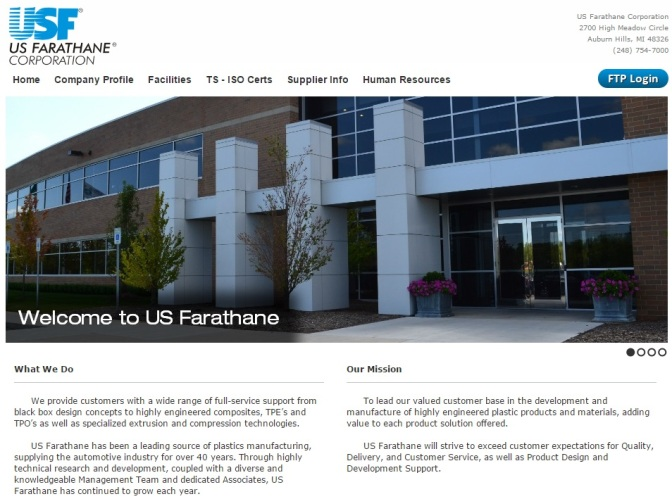 US Farathane Expands into Asia with Boston Plastics Acquisition