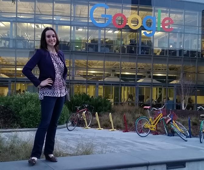 MSU Senior Speaks To Google On Women In Computing